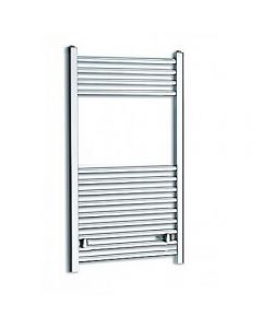 Kartell K-Rail New 25mm Steel Straight Chrome Heated Towel Rail