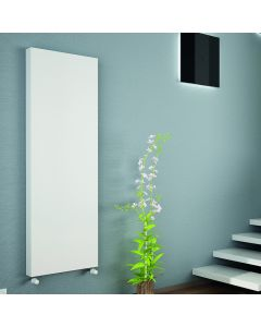 Kartell K-Flat Steel Type 20 Single Panel Custom Painted Vertical Designer Radiator