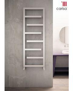 Carisa Eclipse Stainless Steel Designer Heated Towel Rail