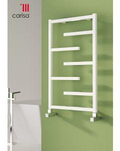 Carisa Eclypsia Aluminium Designer Heated Towel Rail
