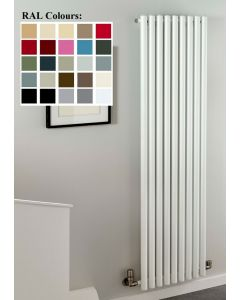 TRC Inferno Steel Custom Painted Vertical Designer Radiator