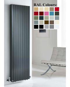 TRC Intenso Steel Custom Painted Vertical Designer Radiator