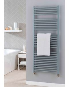 TRC Lupin Steel Straight Custom Painted Heated Towel Rail