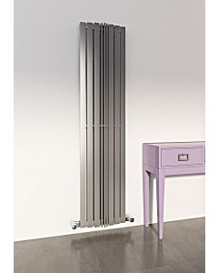 Carisa Oris Stainless Steel Vertical Designer Radiator