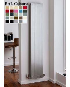 TRC Oscar Aluminium Custom Painted Vertical Designer Radiator