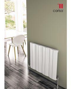 Carisa Play Aluminium Custom Painted Horizontal Designer Radiator