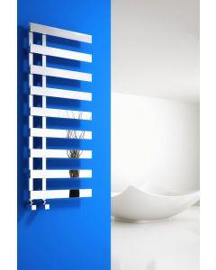 Reina Florina Steel Chrome Designer Heated Towel Rail