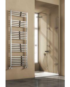 Reina Vasto Steel Chrome Designer Heated Towel Rail