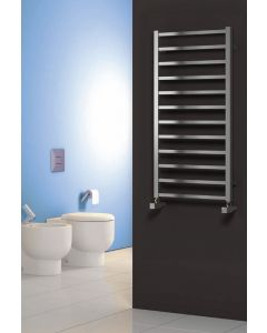 Reina Arden Stainless Steel Designer Heated Towel Rail