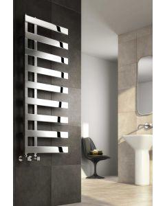 Reina Capelli Polished Stainless Steel Designer Heated Towel Rail