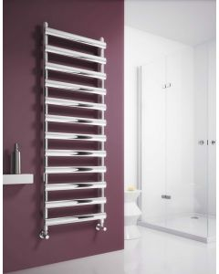 Reina Deno Stainless Steel Designer Heated Towel Rail