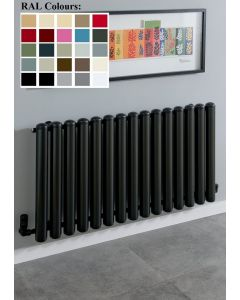 TRC Seta Groove Steel Custom Painted Horizontal Designer Radiator