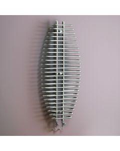 Kartell San Jose Steel Chrome Vertical Designer Radiator 1300mm x 600mm