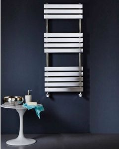 Kartell Toledo Stainless Steel Designer Heated Towel Rail