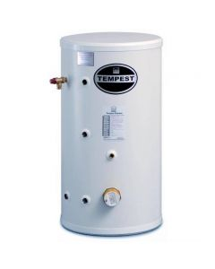 Telford Tempest 300 Litre Stainless Steel Direct Unvented Cylinder