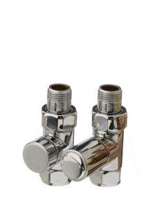 TRC Cylinder Radiator & Towel Rail Valve